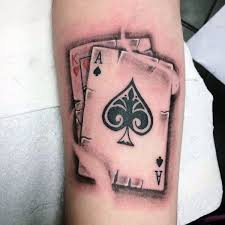 Playing Card Tattoo Meaning 6