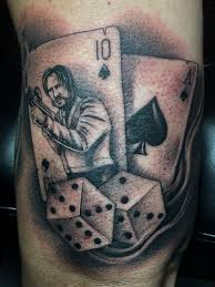 Playing Card Tattoo Meaning 8