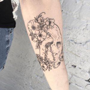 Portland Tattoo Artist 3