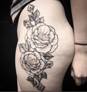 Portland Tattoo Artist 4