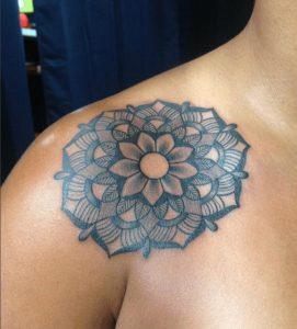 Portland Tattoo Artist 27