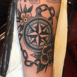 Portland Tattoo Artist 6