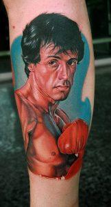 Portland Tattoo Artist Cecil Porter 1