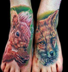 Portland Tattoo Artist Cecil Porter 2