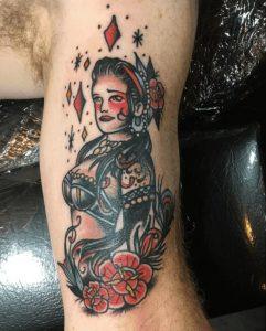 Portland Tattoo Artist 23