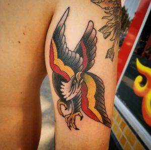 Portland Tattoo Artist 9
