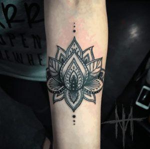 Portland Tattoo Artist 32