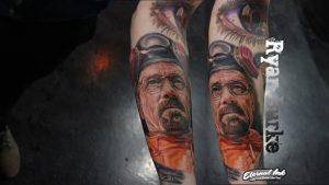 Portland Tattoo Artist 1