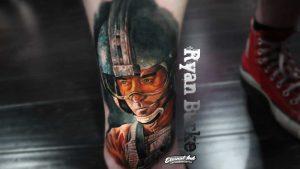 Portland Tattoo Artist 2