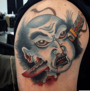 Portland Tattoo Artist 16