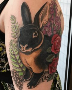 Black and Grey Tattoo Artist 28