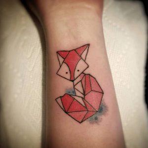 Portland Tattoo Artist 18