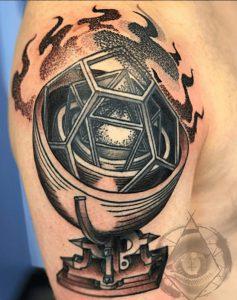 Portland Tattoo Artist 8