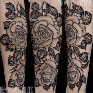 Providence Tattoo Artist Dennis M Del Prete 3
