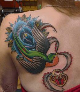 Providence Tattoo Artist Erik Mannhardt 3