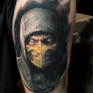 Providence Tattoo Artist Evan Olin 2