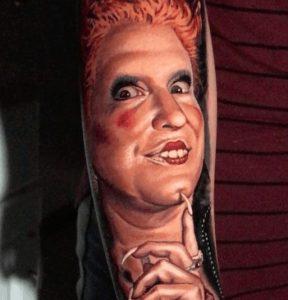 Providence Rhode Island Tattoo Artist 6