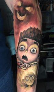 Providence Rhode Island Tattoo Artist 15