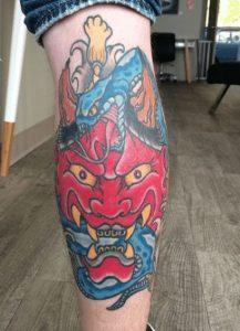Providence Rhode Island Tattoo Artist 21