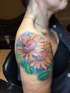 Providence Tattoo Artist Joel Mejias 4