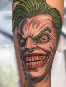 Providence Rhode Island Tattoo Artist 8