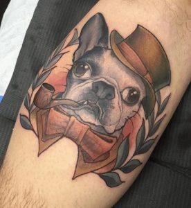 Providence Rhode Island Tattoo Artist 3