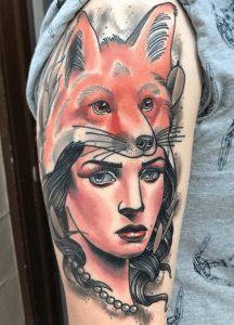 Providence Rhode Island Tattoo Artist 17