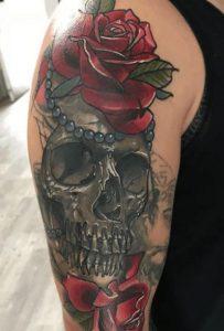 Providence Rhode Island Tattoo Artist 19