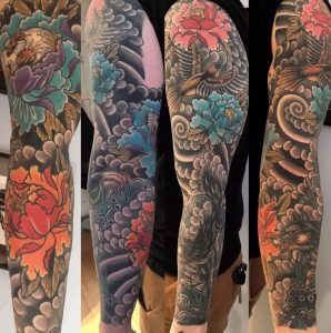 Providence Tattoo Artist Mike Lussier 3