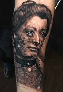 Providence Rhode Island Tattoo Artist 12