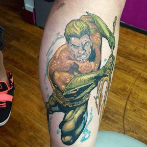 Providence Tattoo Artist Rob Simas Jr 1