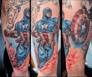 Tattoo And Piercing Shops In Rhode Island