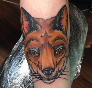 Raleigh Tattoo Artist Matt Mebane 4