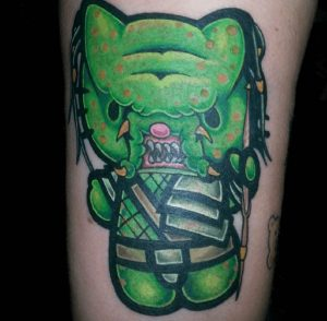 Raleigh Tattoo Artist Mike Smith 3