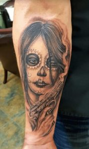 Raleigh North Carolina Tattoo Artist 23