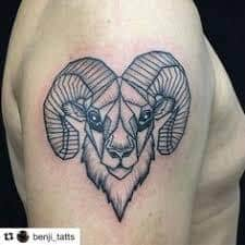 Ram Tattoo Meaning 4