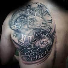 Ram Tattoo Meaning 42