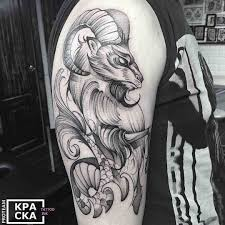 Ram Tattoo Meaning 46