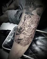 Ram Tattoo Meaning 8
