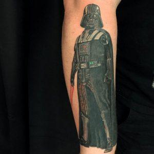 Reno Tattoo Artist Archie Wood 1