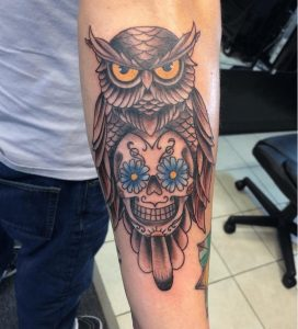 Reno Tattoo Artist Archie Wood 3