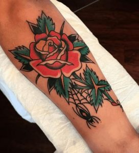 Reno Nevada Tattoo Artist 15