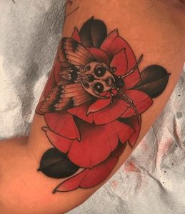 Sacramento California Tattoo Artist 12