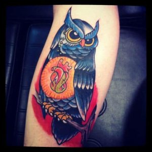 Richmond Tattoo Artist Clutch Tattoo 1