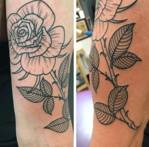 Richmond Virginia Tattoo Artist 12
