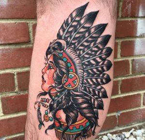 Richmond Virginia Tattoo Artist 32