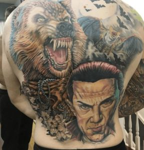 Richmond Virginia Tattoo Artist 1