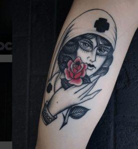 Richmond Virginia Tattoo Artist 31