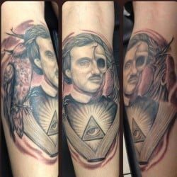 Richmond Tattoo Artist Tony Amundson 4