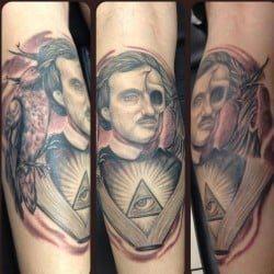 Richmond Tattoo Artist Tony Amundson 4